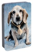 Kippy Beagle Senior Portable Battery Charger