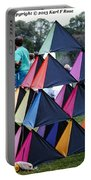Kite Show Portable Battery Charger