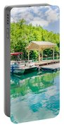 Lake Fontana Boats And Ramp In Great Smoky Mountains Nc Portable Battery Charger