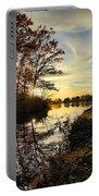 Lake Wausau Sunset Portable Battery Charger