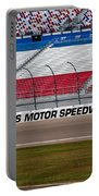 Las Vegas Speedway Grandstands Portable Battery Charger