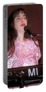 Laura Nyro Portable Battery Charger