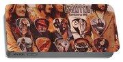 Led Zeppelin Art Portable Battery Charger