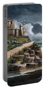 Lindisfarne Portable Battery Charger by Ken Wood