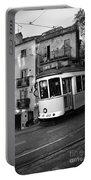 Lisbon Tram Portable Battery Charger