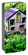 Little Garden Farmhouse Portable Battery Charger