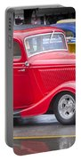 Little Red Coup Portable Battery Charger