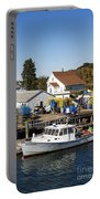 Lobster Boat Portable Battery Charger