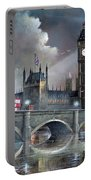 London Pride Portable Battery Charger by Ken Wood
