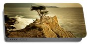 Lone Cypress Detail 2 Portable Battery Charger