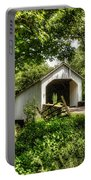 Loux Covered Bridge Portable Battery Charger