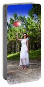 Love Heart Balloons  Portable Battery Charger