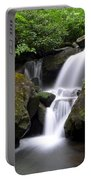 Lower Grotto Falls Portable Battery Charger