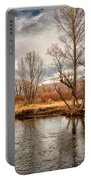 Lower Owens River Portable Battery Charger