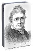 Lucretia Garfield (1832-1918) Portable Battery Charger