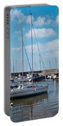 Lyme Regis Harbour 2 Portable Battery Charger
