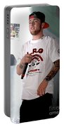 Mac Miller Portable Battery Charger