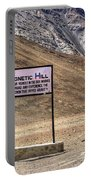 Magnetic Hill  Leh Ladakh Jammu And Kashmir India Portable Battery Charger