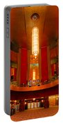 Main Lobby Radio City Music Hall Portable Battery Charger