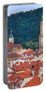 Mala Strana In Prague  Portable Battery Charger