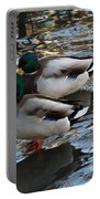 Mallard Drakes  Portable Battery Charger