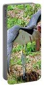 Marabou Stork Portable Battery Charger