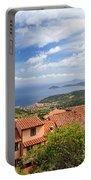 Marciana Village - Elba Island Portable Battery Charger