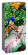 Mardi Gras Float Portable Battery Charger