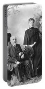 Marie Curie (1867-1934) Portable Battery Charger