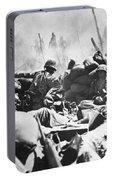 Marines Fight At Tarawa Portable Battery Charger