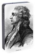 Marquis De Condorcet (1743-1794) Portable Battery Charger