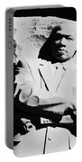 Martin Luther King Memorial Portable Battery Charger