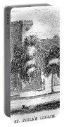 Massachusetts Salem, 1851 Portable Battery Charger