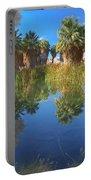 Mccallum Pond - Coachella Valley  Portable Battery Charger