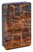 Mckee Springs Petroglyph - Utah Portable Battery Charger