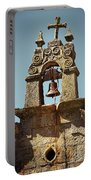 Medieval Campanile  Portable Battery Charger by Carlos Caetano