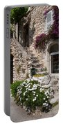 Medieval Saint Paul De Vence 3 Portable Battery Charger by David Smith