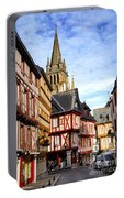 Medieval Vannes France Portable Battery Charger