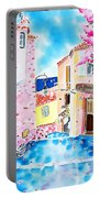 Mediterranean Wind Portable Battery Charger