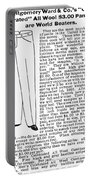 Men's Fashion, 1895 Portable Battery Charger