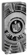 Mercury Wheel Emblem Portable Battery Charger