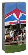 Merry Merry Go Round Portable Battery Charger