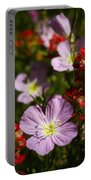 Mexican Primrose  Portable Battery Charger
