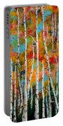 Middle Mountain Aspens Portable Battery Charger