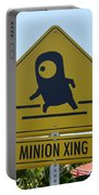 Minion Crossing Portable Battery Charger