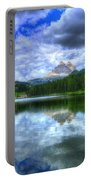 Mirror In The Sky Portable Battery Charger