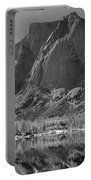 109644-bw-mitchell Peak, Wind Rivers Portable Battery Charger