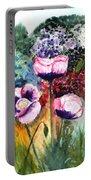 Monet's Garden Portable Battery Charger