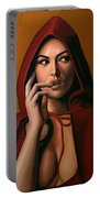 Monica Bellucci Portable Battery Charger