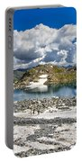 Monticello Lake - Tonale Pass Portable Battery Charger